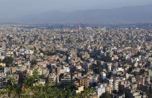 Kathmandu Valley 2012