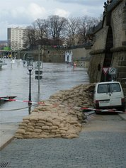 Rapid flood risk analysis